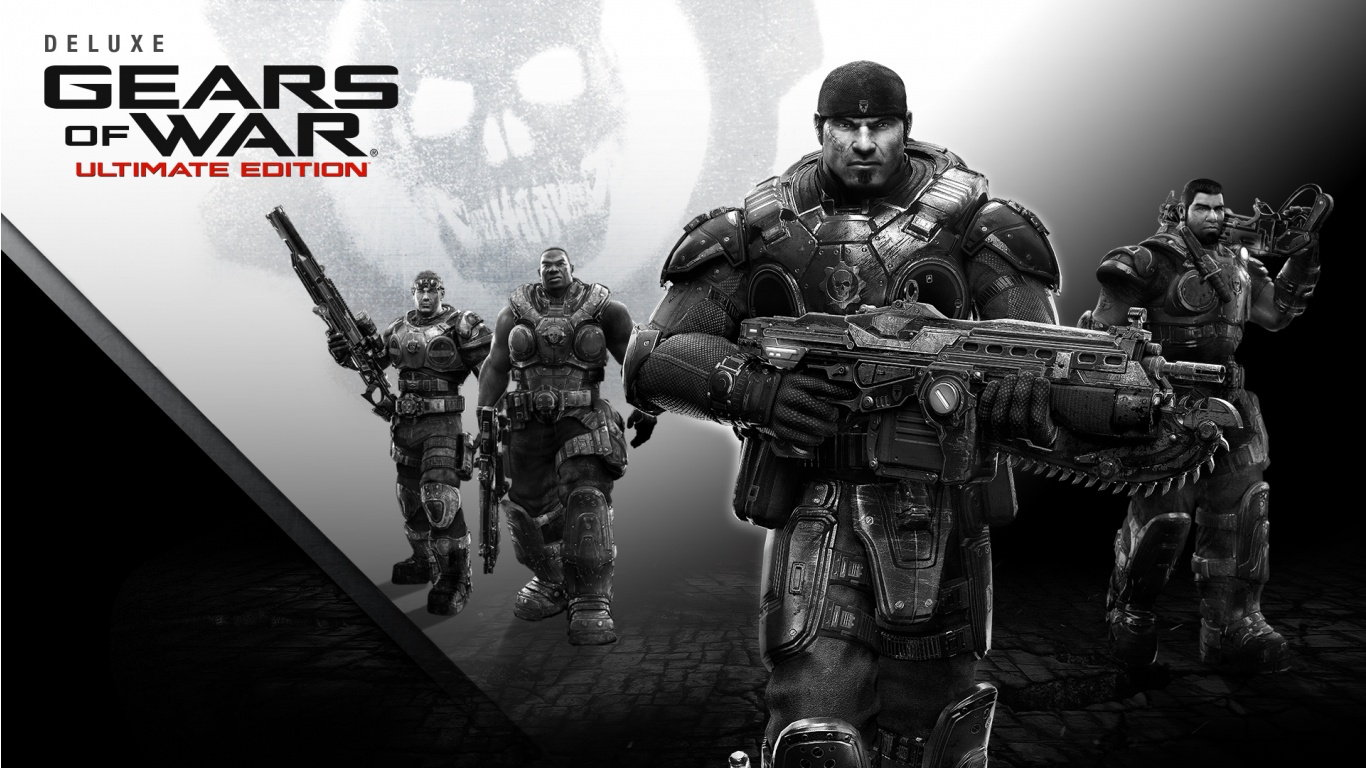 Gears Of War Ultimate Edition Deluxe 2015
