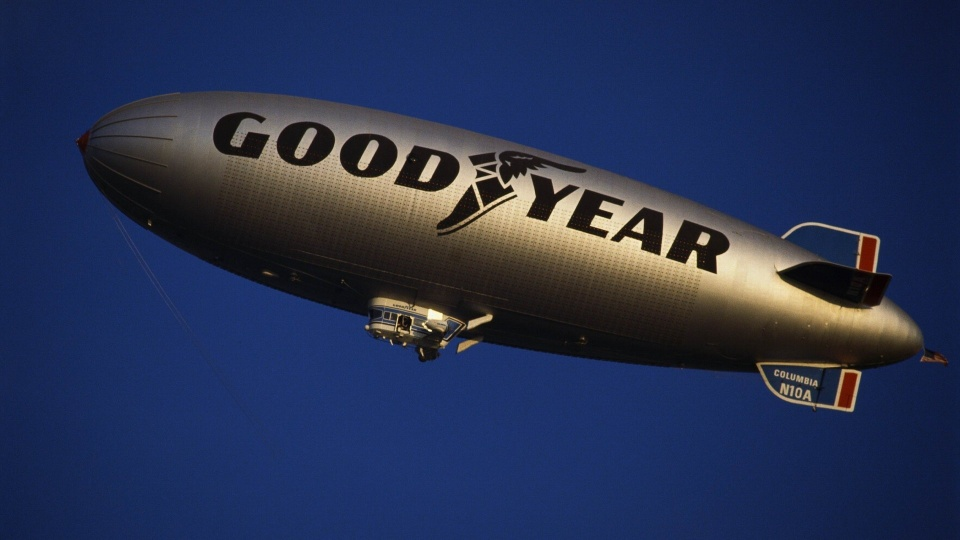 Good Year Zeppelin