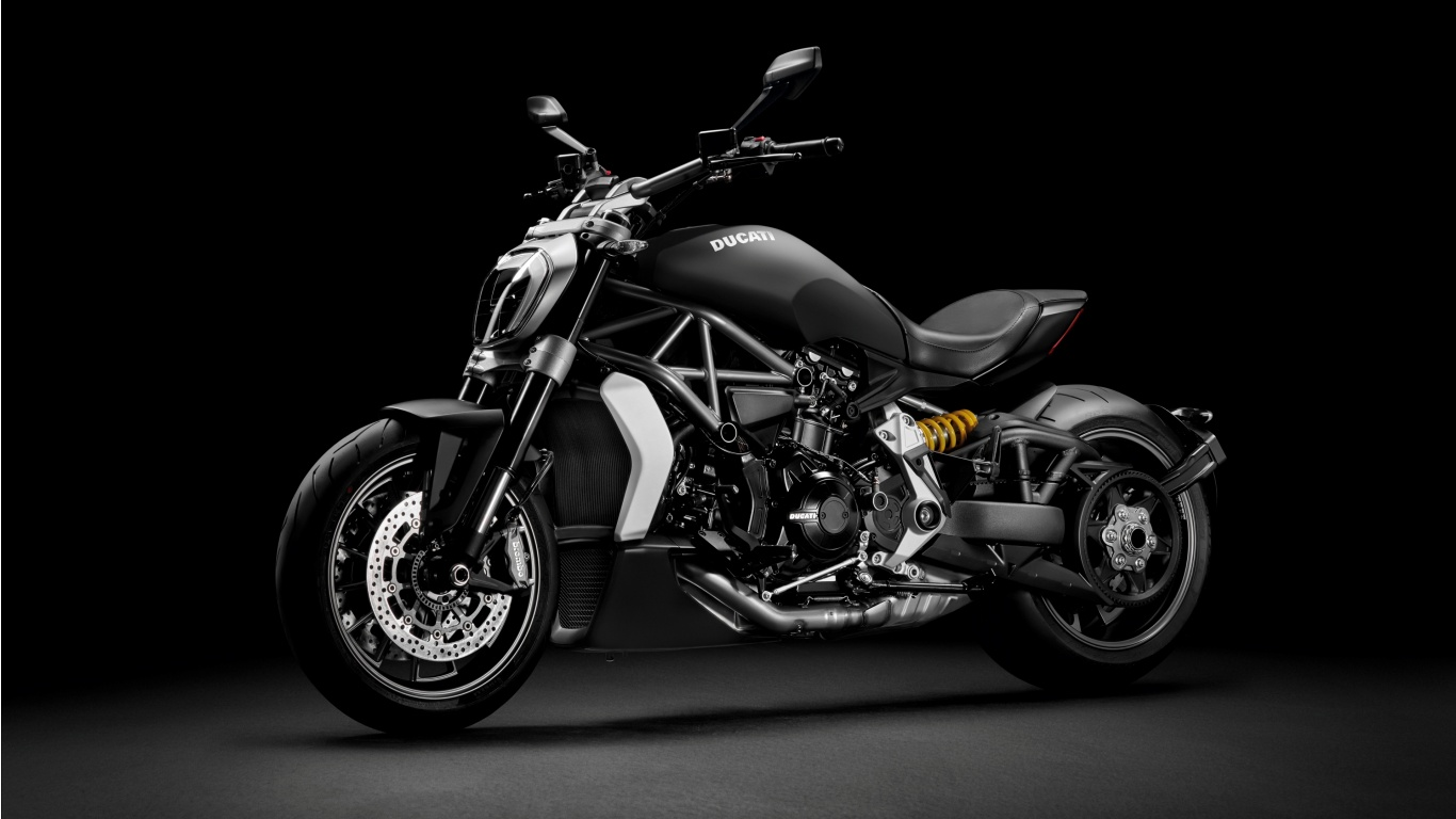 Gorgeous New Ducati Xdiavel Unveiled