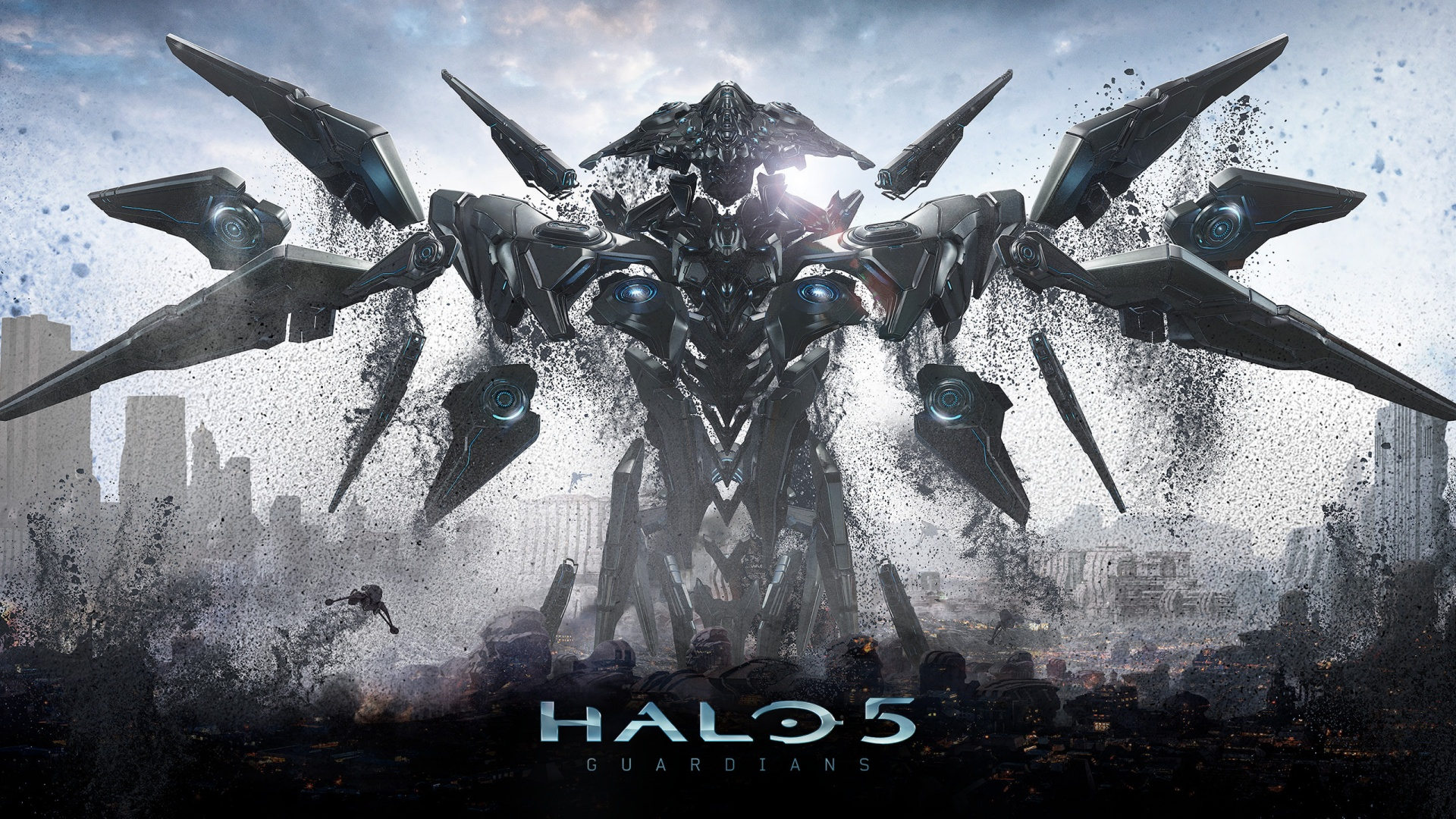 Guardian Halo 5 Guardians