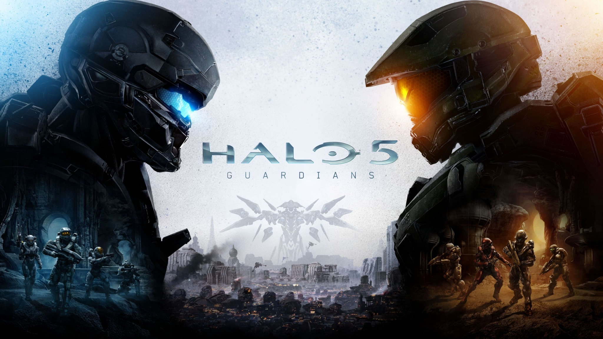 Halo 5 Guardians Wallpaper: Halo 5: Guardians Poster Wallpapers