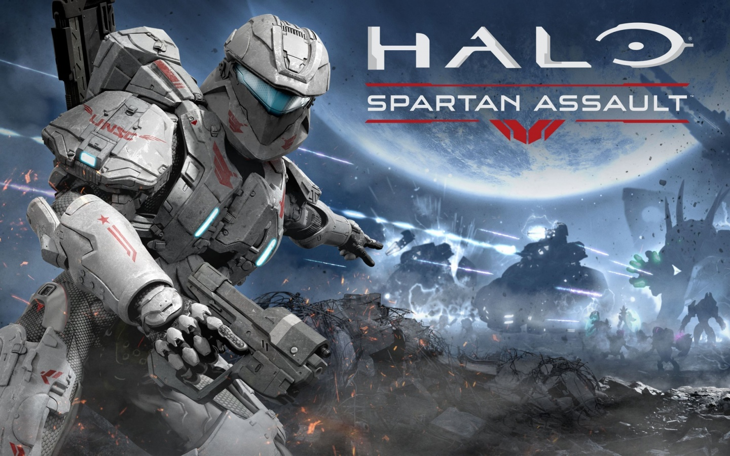 Halo: Spartan Assault 2013