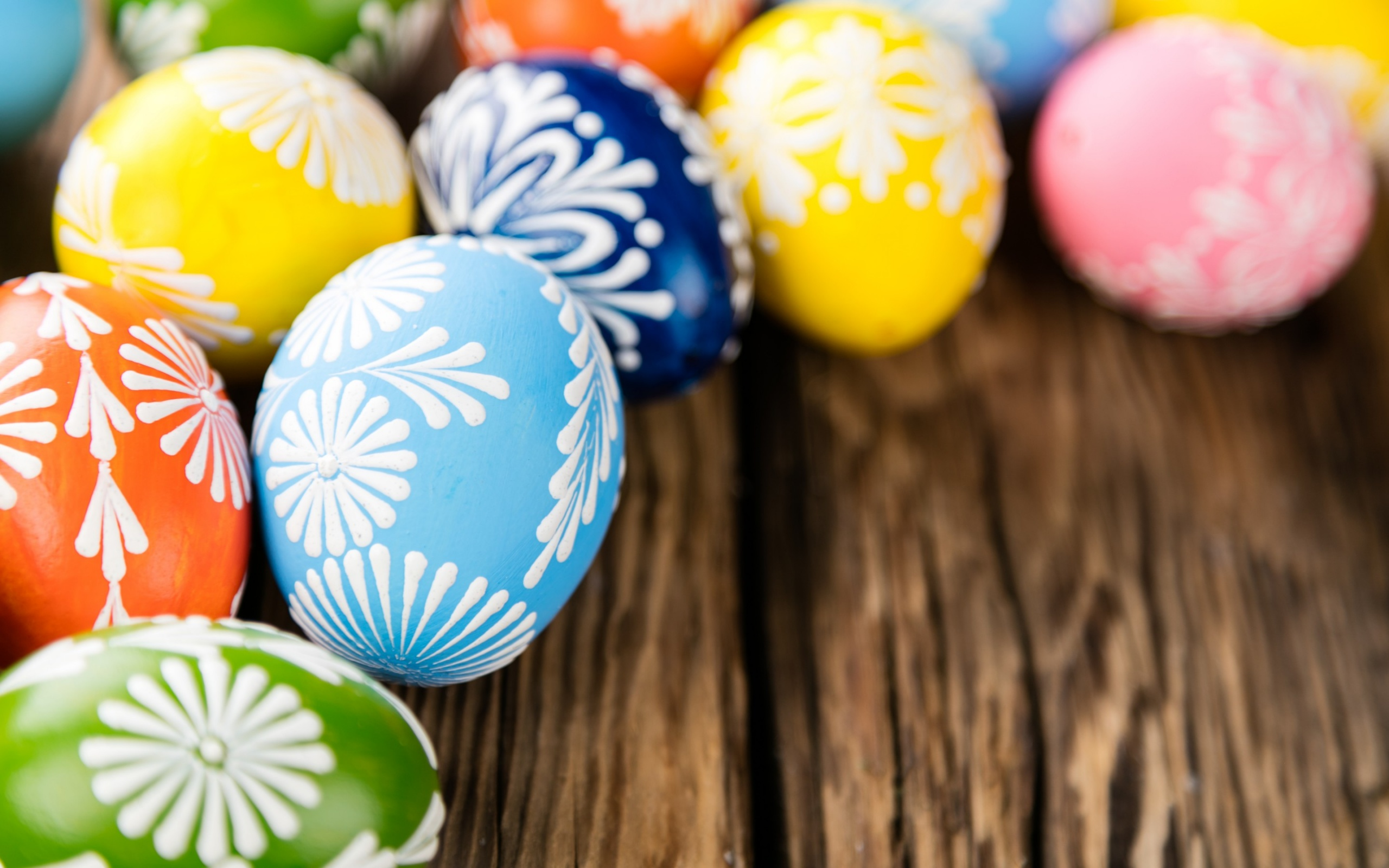 Happy Colorful Easter