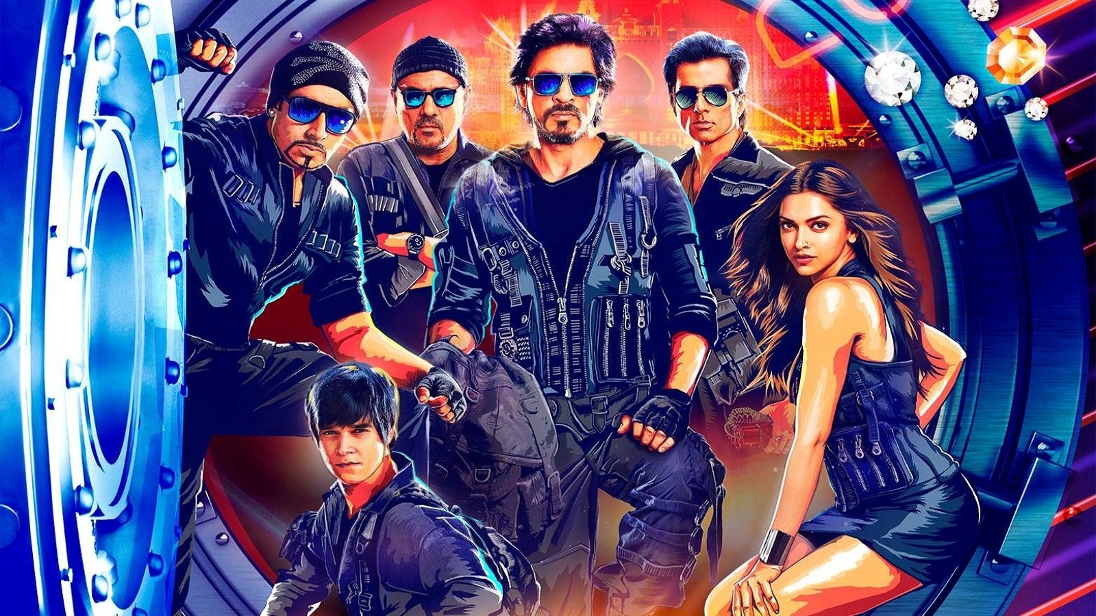 Happy new year 2014 bollywood movie 1600 x 900 download close