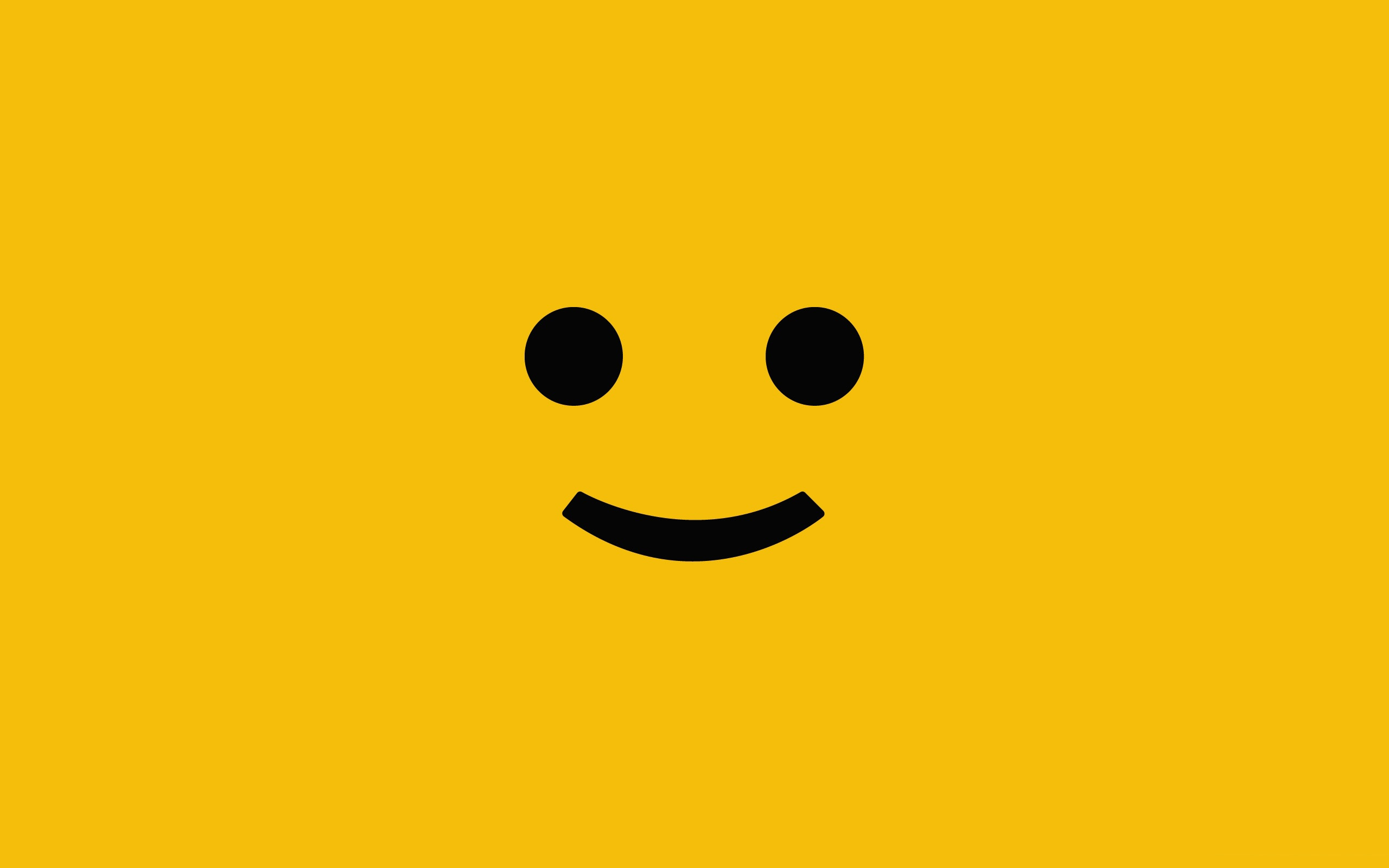Happy Yellow Face