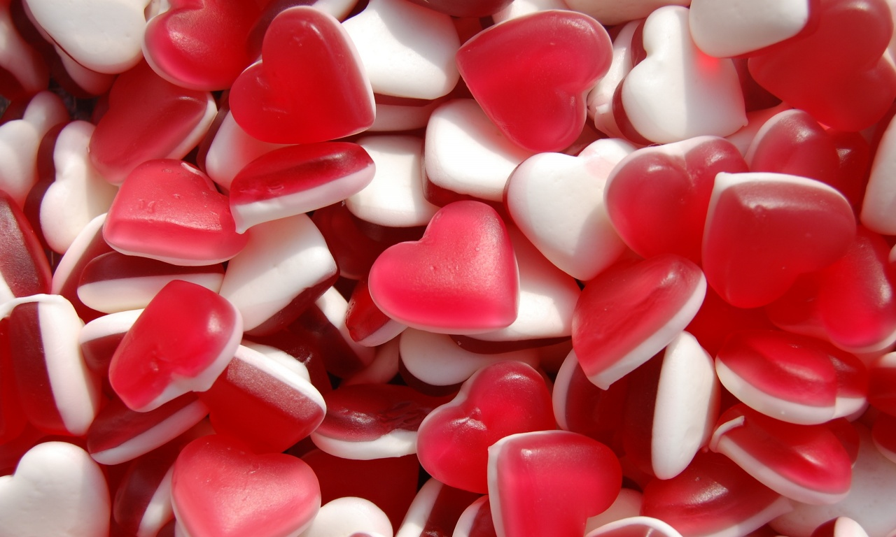 Heart Candy Jellies
