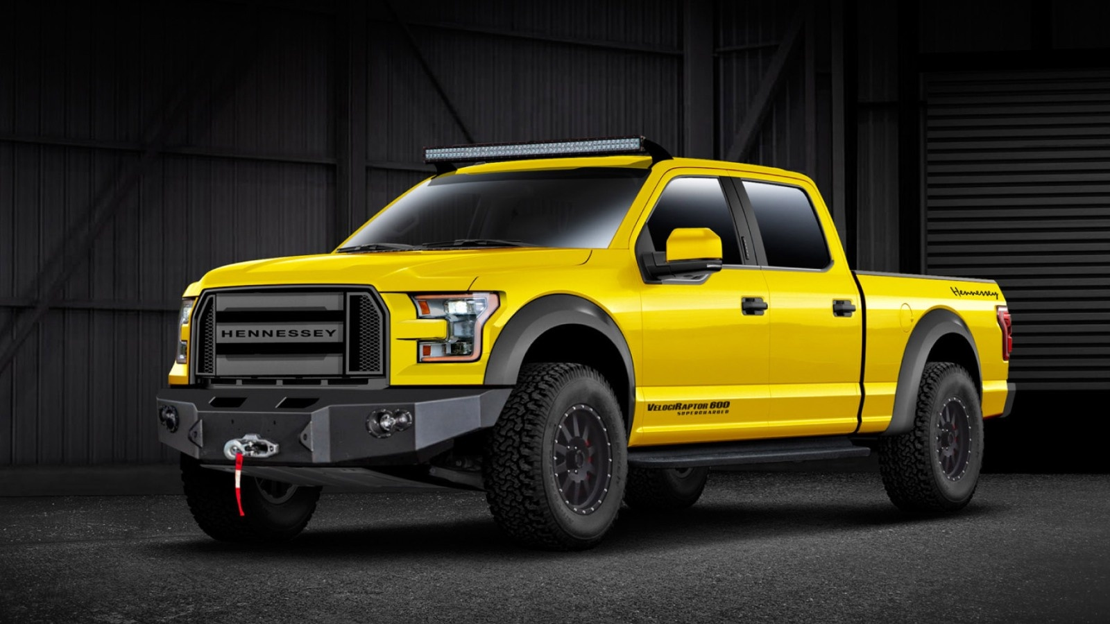 hennessey ford velociraptor 600 supercharged 2015 wallpapers