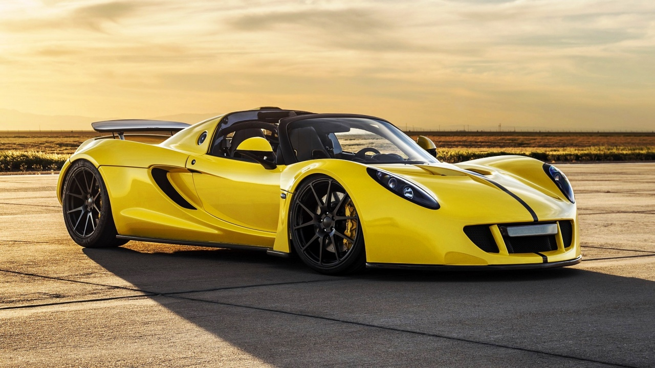 hennessey venom wallpaper
