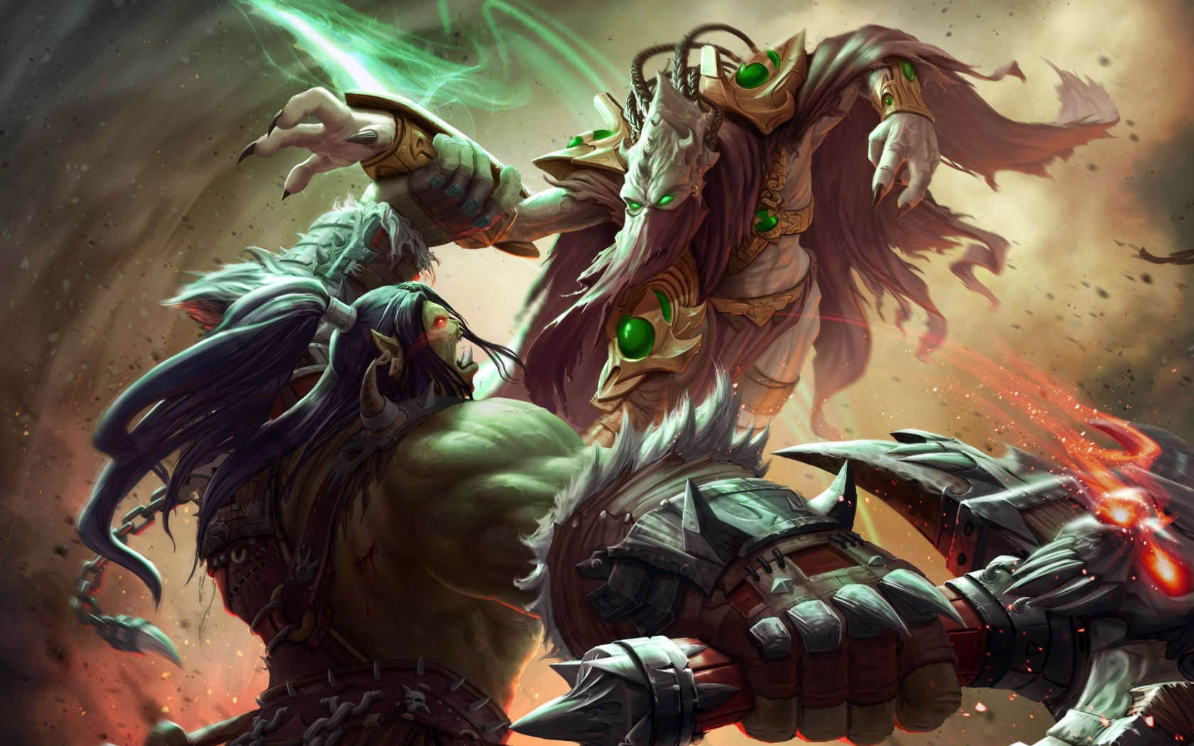 Heroes Of The Storm Zeratul Attack