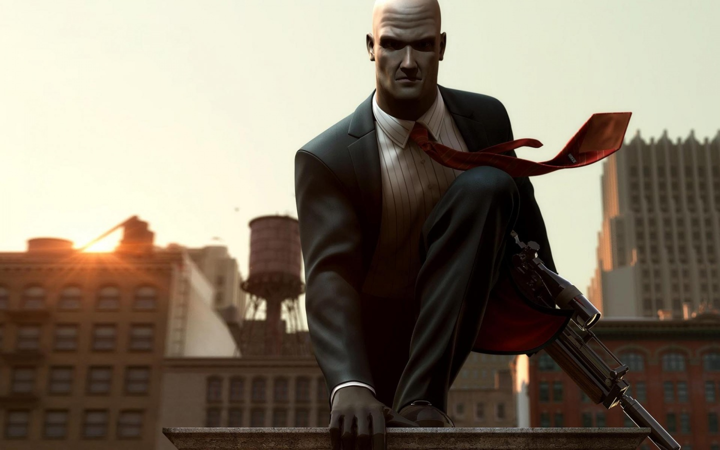 Hitman Blood Money Screenshots