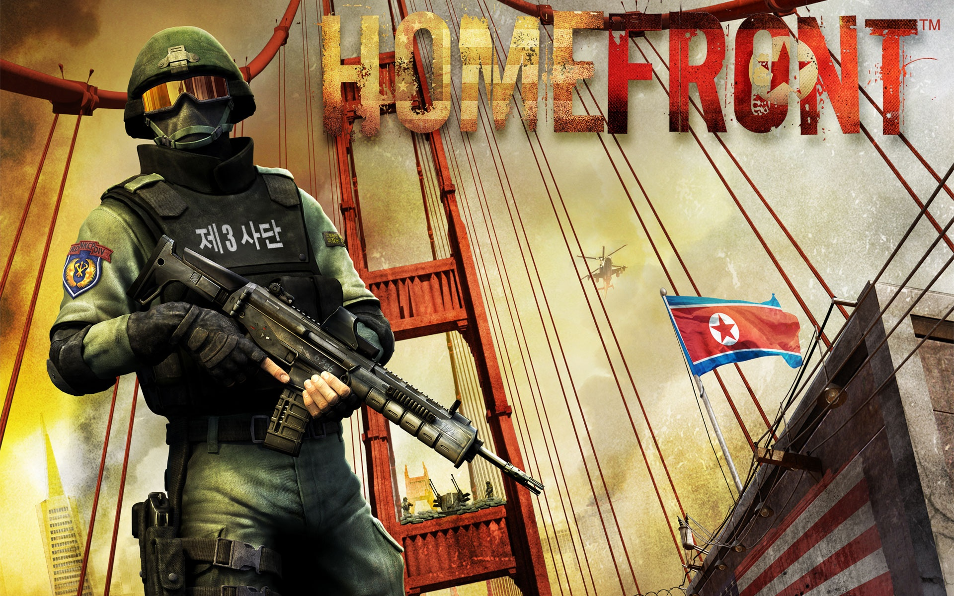 Homefront game wallpapers 1920x1200 967215 for Homefront wallpaper