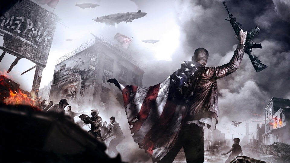 Homefront The Revolution Shooter