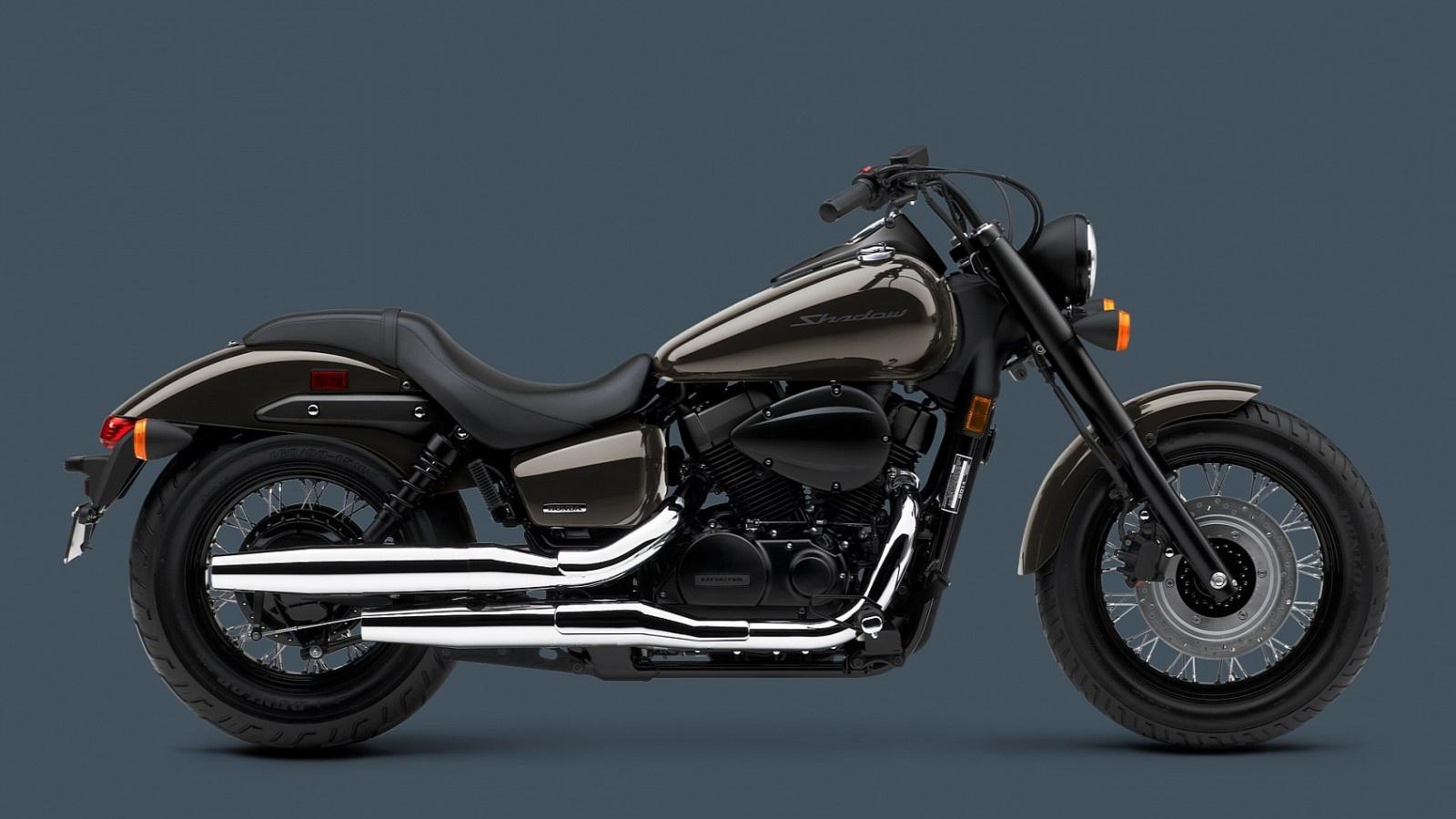Honda Shadow Black Spirit Phantom 750 Wroc Awski