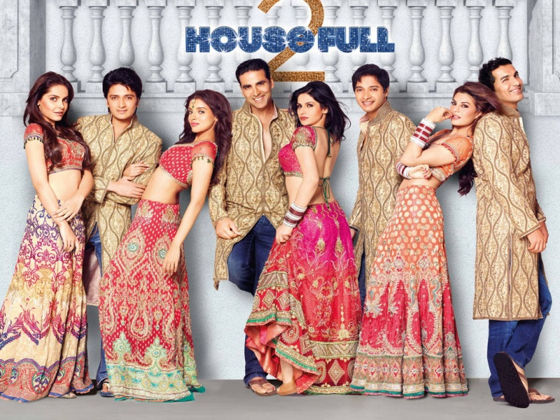 Housefull 2 Movies