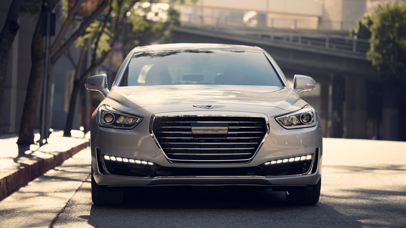 hyundai genesis g90 2017 wallpapers 1600x900 388485. Black Bedroom Furniture Sets. Home Design Ideas