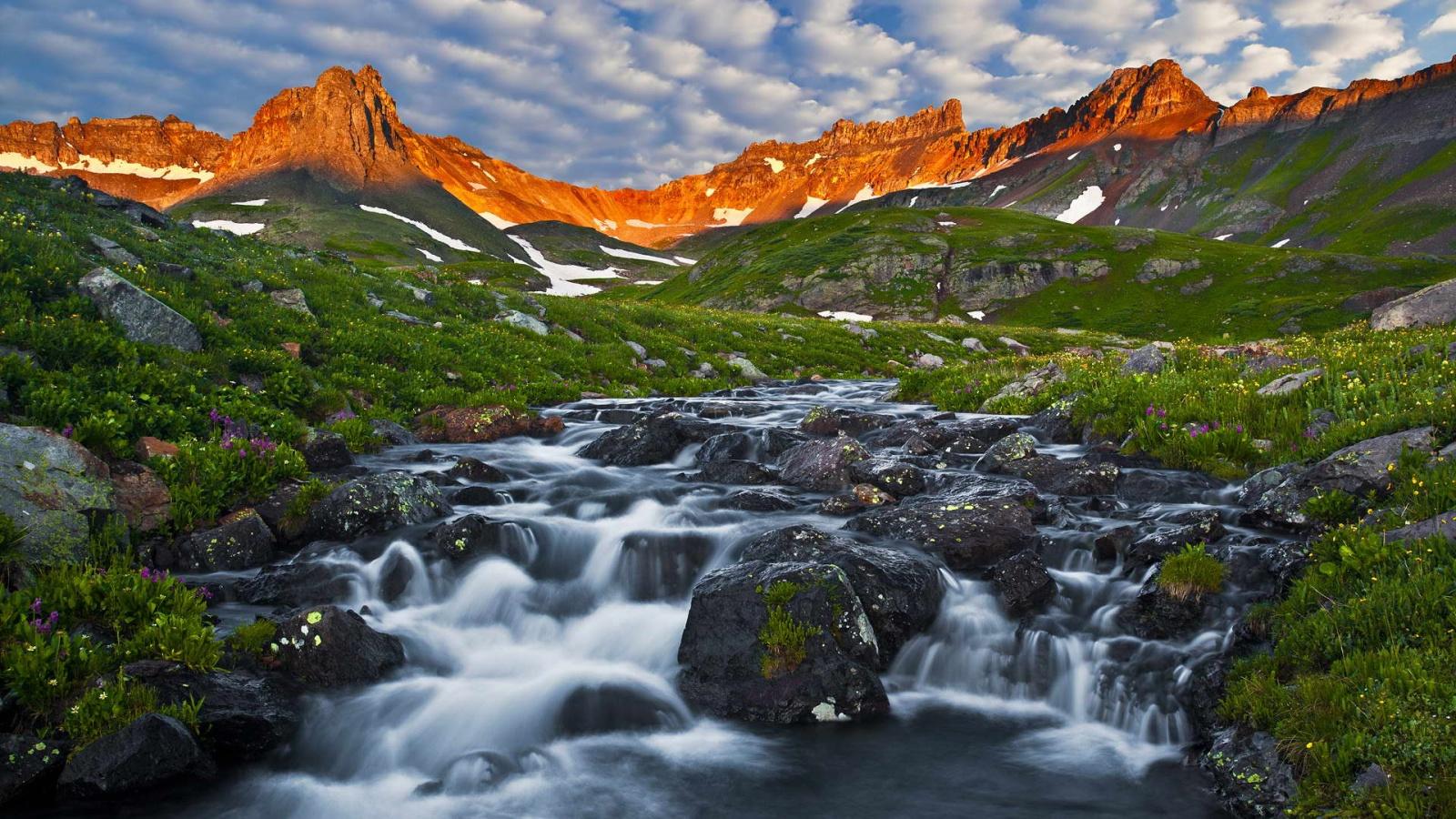 Ice Lake Basin Wallpapers - 1600x900 - 671327 Desktop Wallpaper