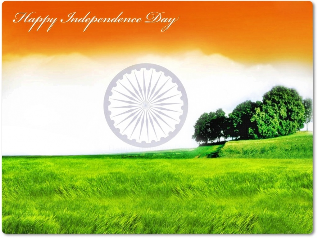 Indian Flag With Different Views: Indian Flag Wallpapers