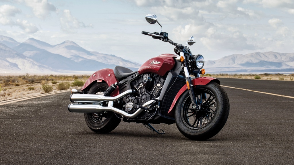 Indian Scout Sixty Cruiser 2016