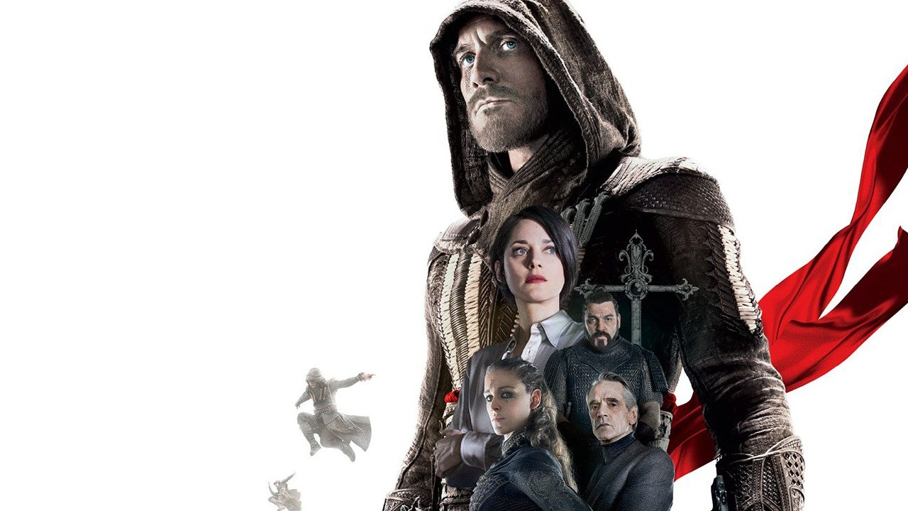 International Assassin's Creed Poster