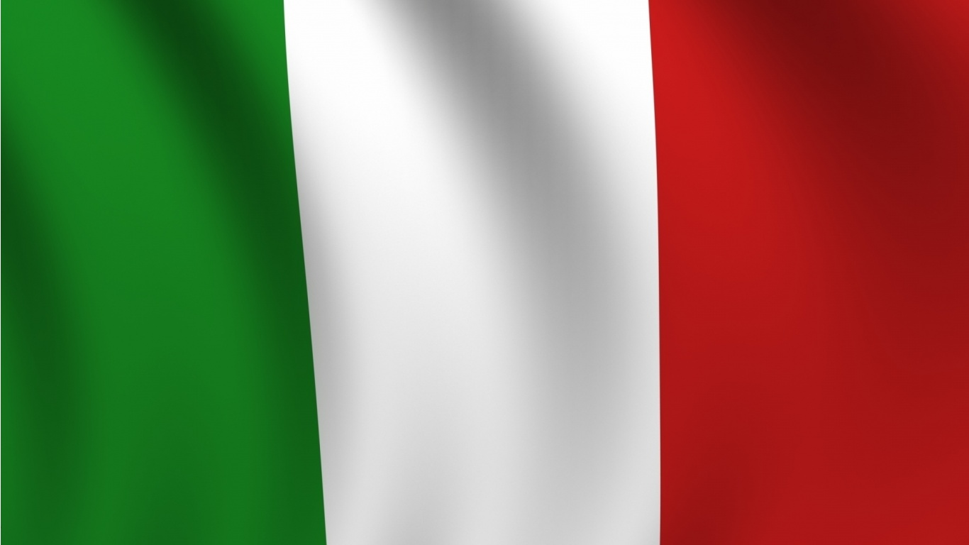italy flag wallpapers 1366x768 99905