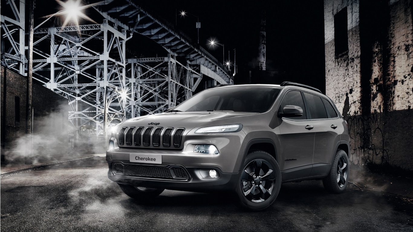 Jeep Cherokee Night Eagle Limited Edition 2015