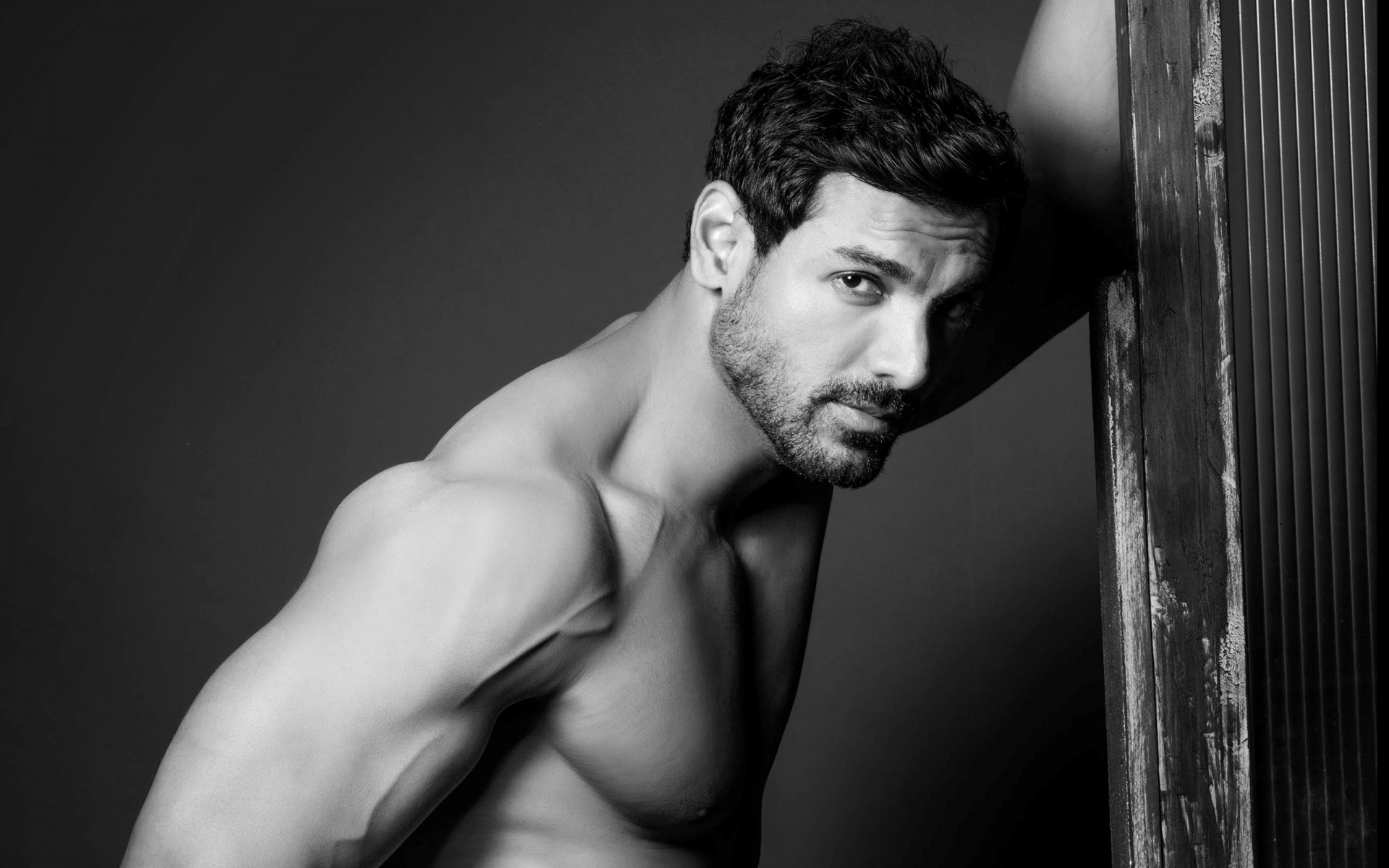 John Abraham Brought Sexy Pack