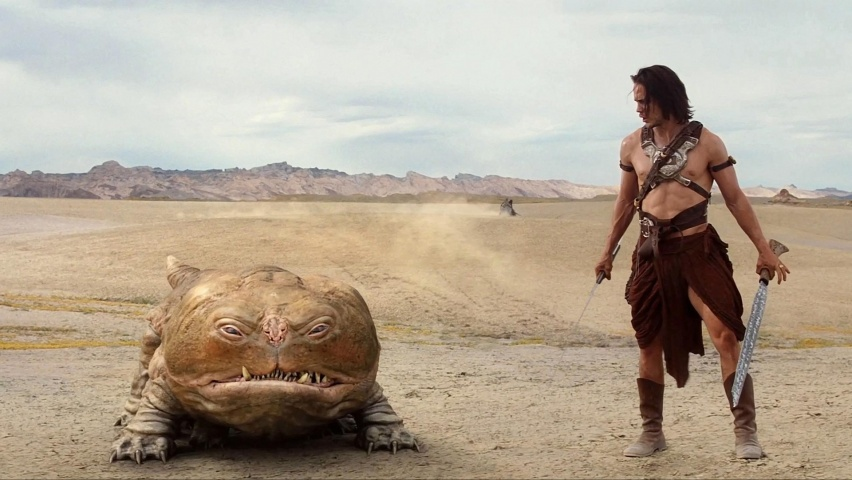 John Carter The Movie 2012