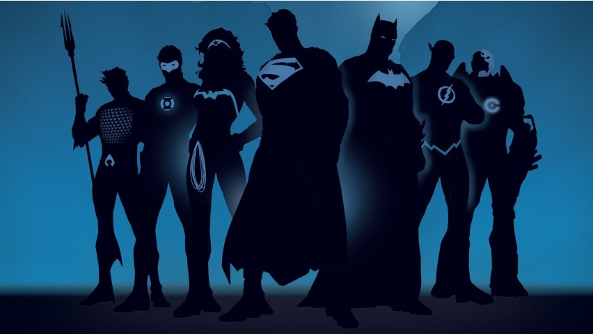 Justice League Superhero