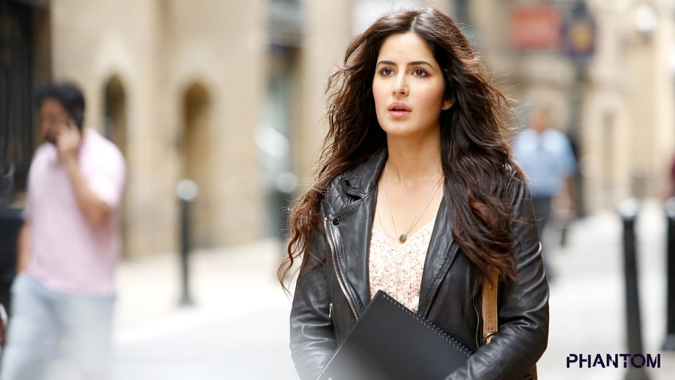 Katrina Kaif As Nawaz Mistry Phantom
