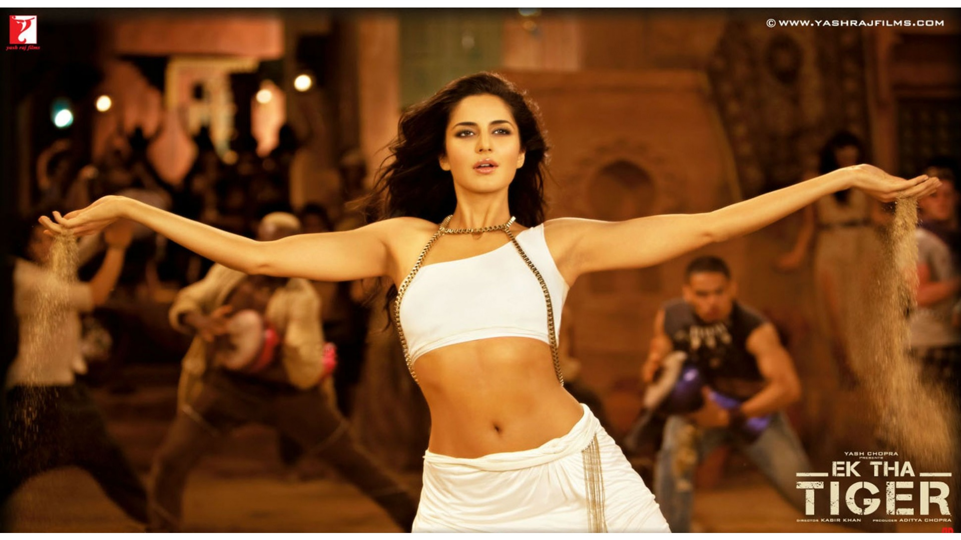Katrina Kaif In Mashallah Song