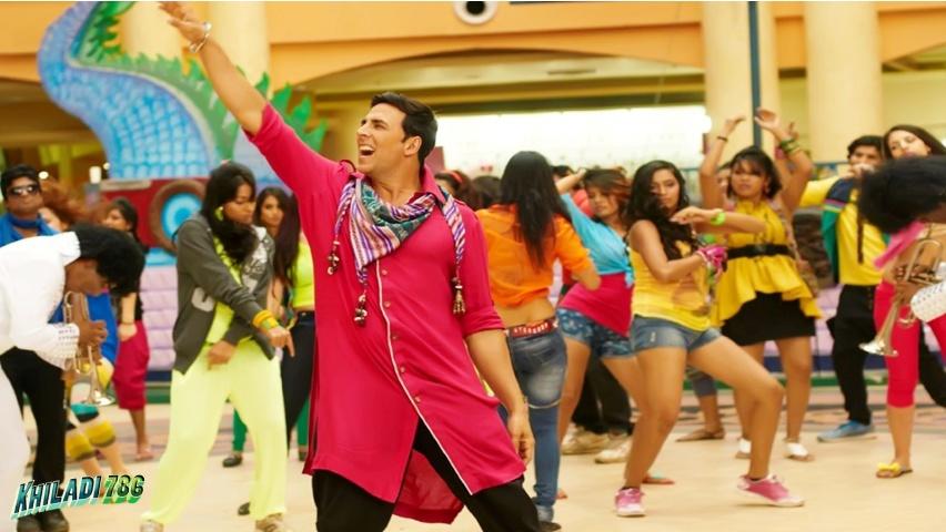 Ak Tha Khiladi Moovi Hindi: Khiladi 786 Bollywood Movies Wallpapers