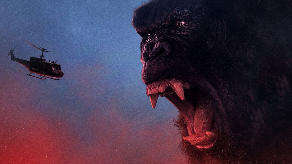 King Of Hail Kong Skull Island