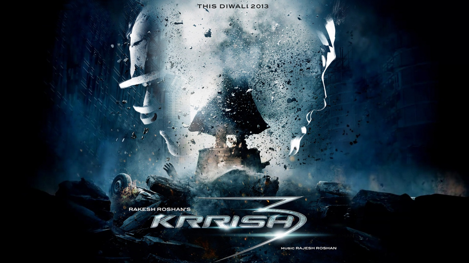 Krrish 3 Movies Wallpapers - 1600x900 - 417042