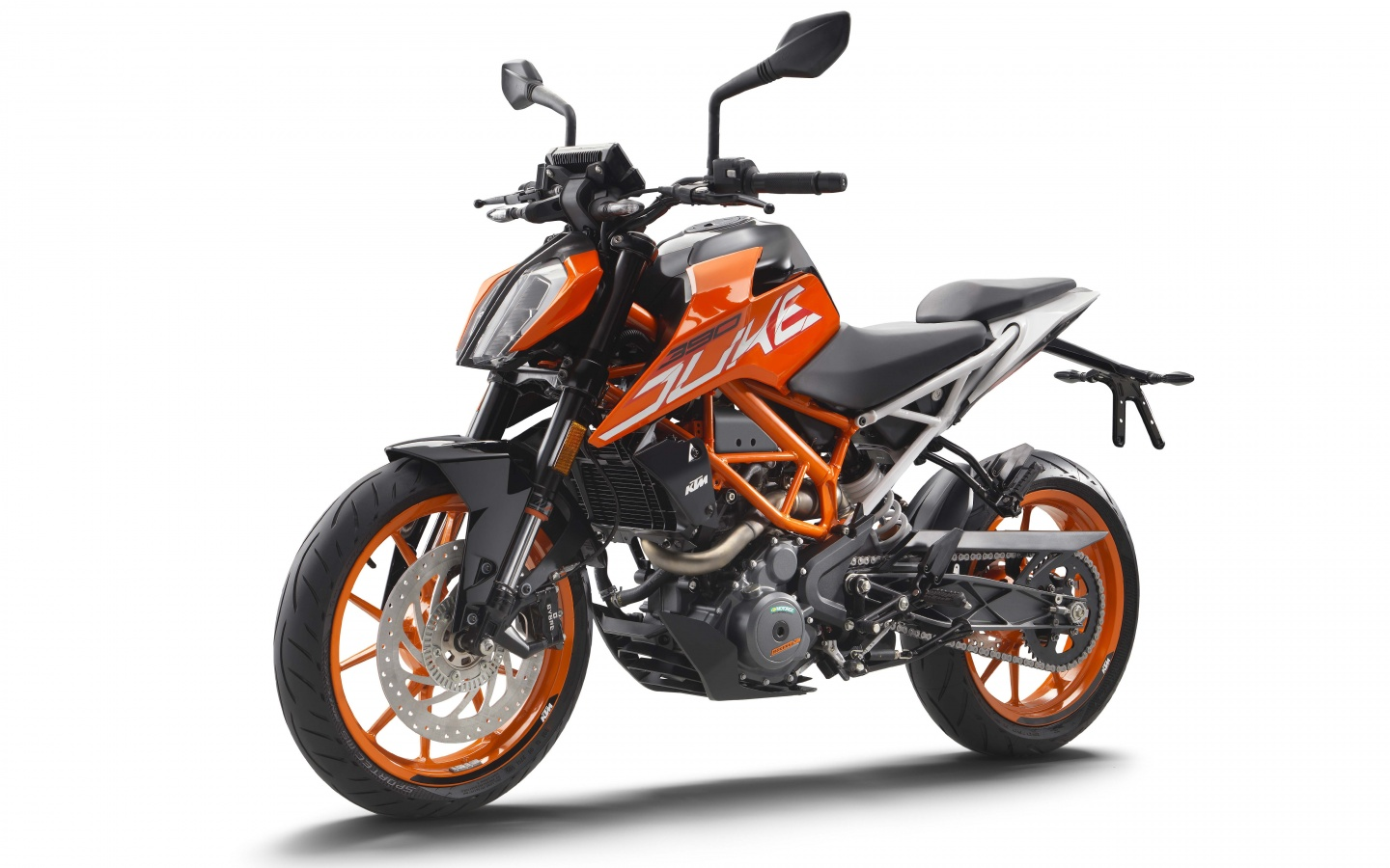 KTM 390 Duke Motorcycles 2017