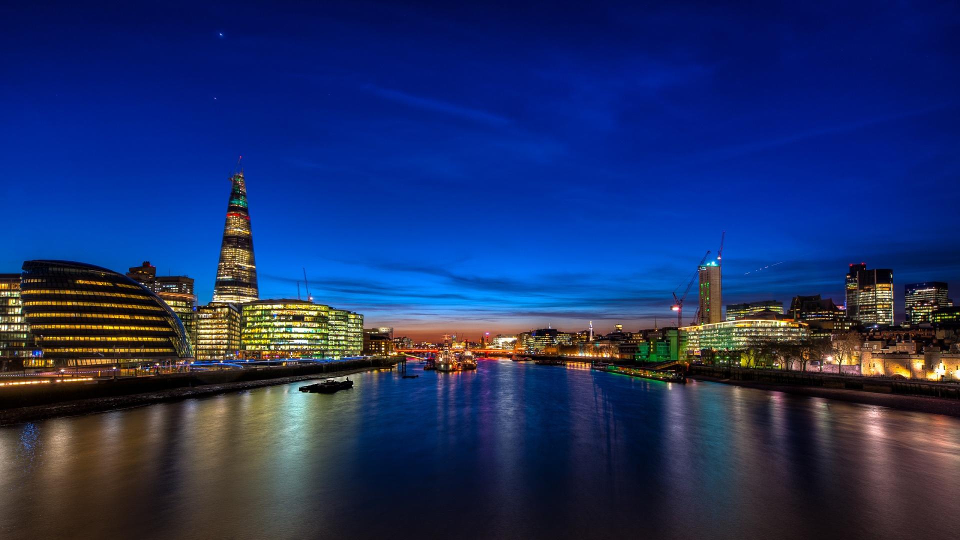 London Skyline Wallpapers