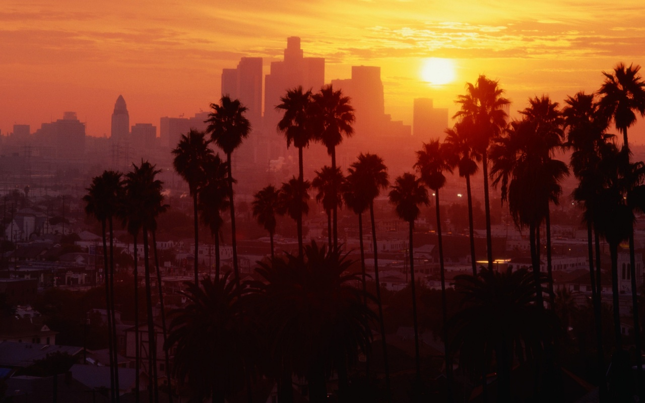 Los Angeles Hotels Sunset