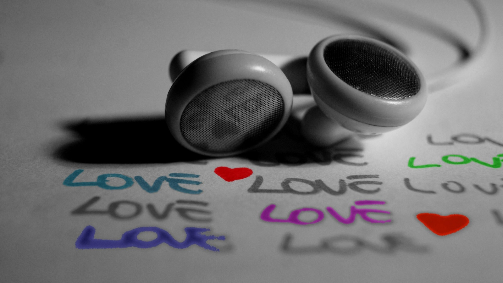 Love Headphones