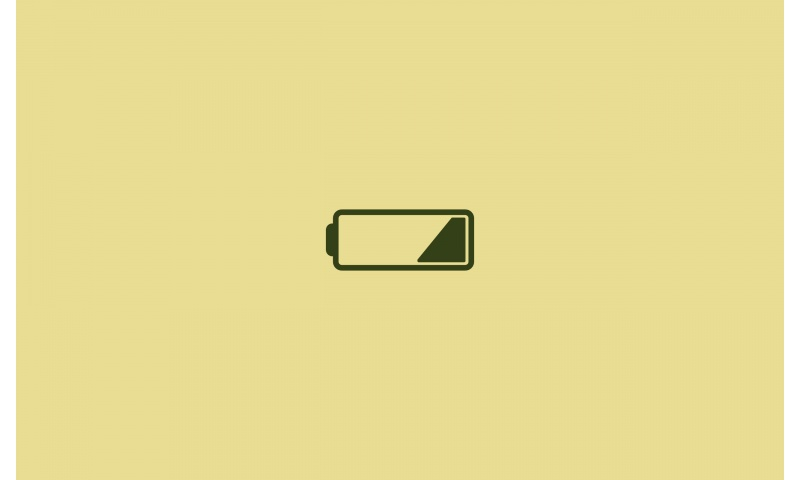Low Battery Logo Wallpapers - 800x480 - 25782