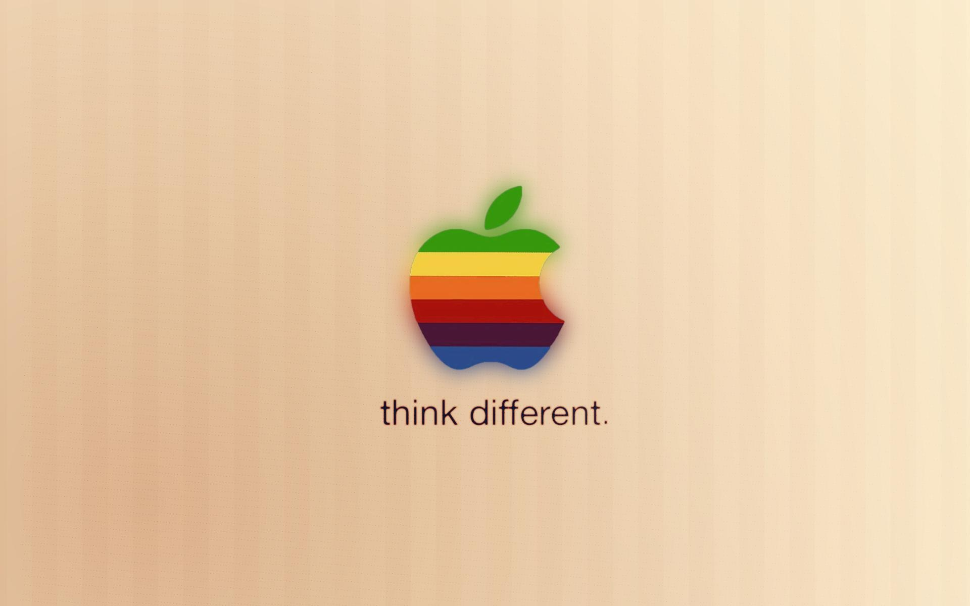 Mac Think Different