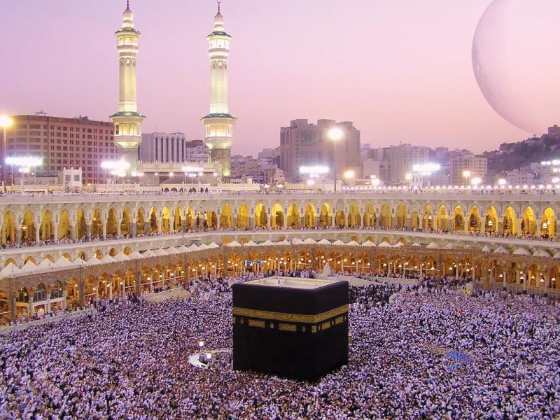 masjid al haram wallpapers