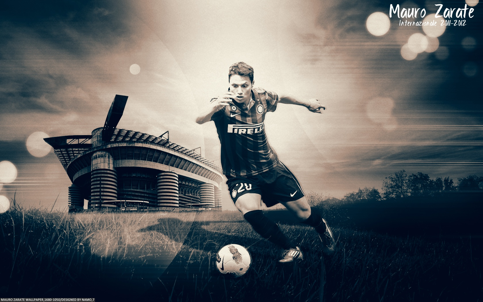 Mauro Zarate Wallpapers