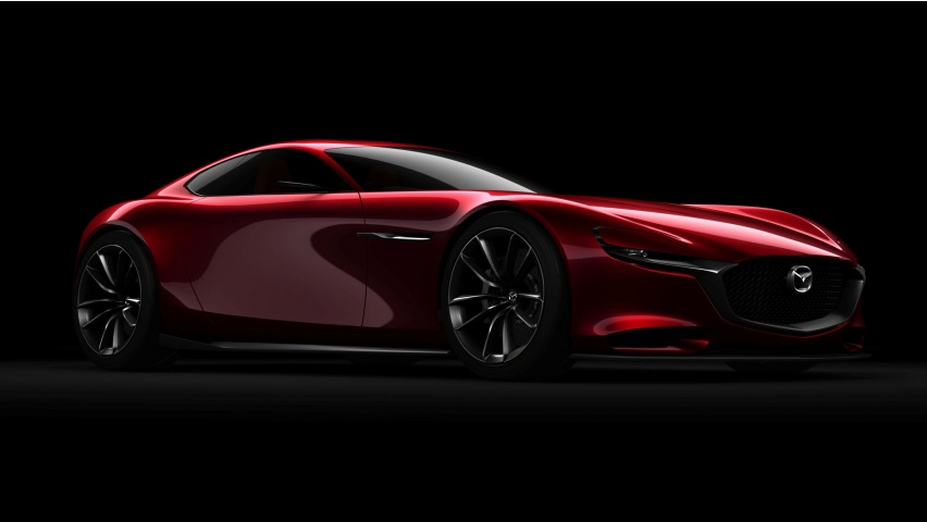 Mazda Rotary-Powered RX-9 2020 Wallpapers - 852x480 - 51067