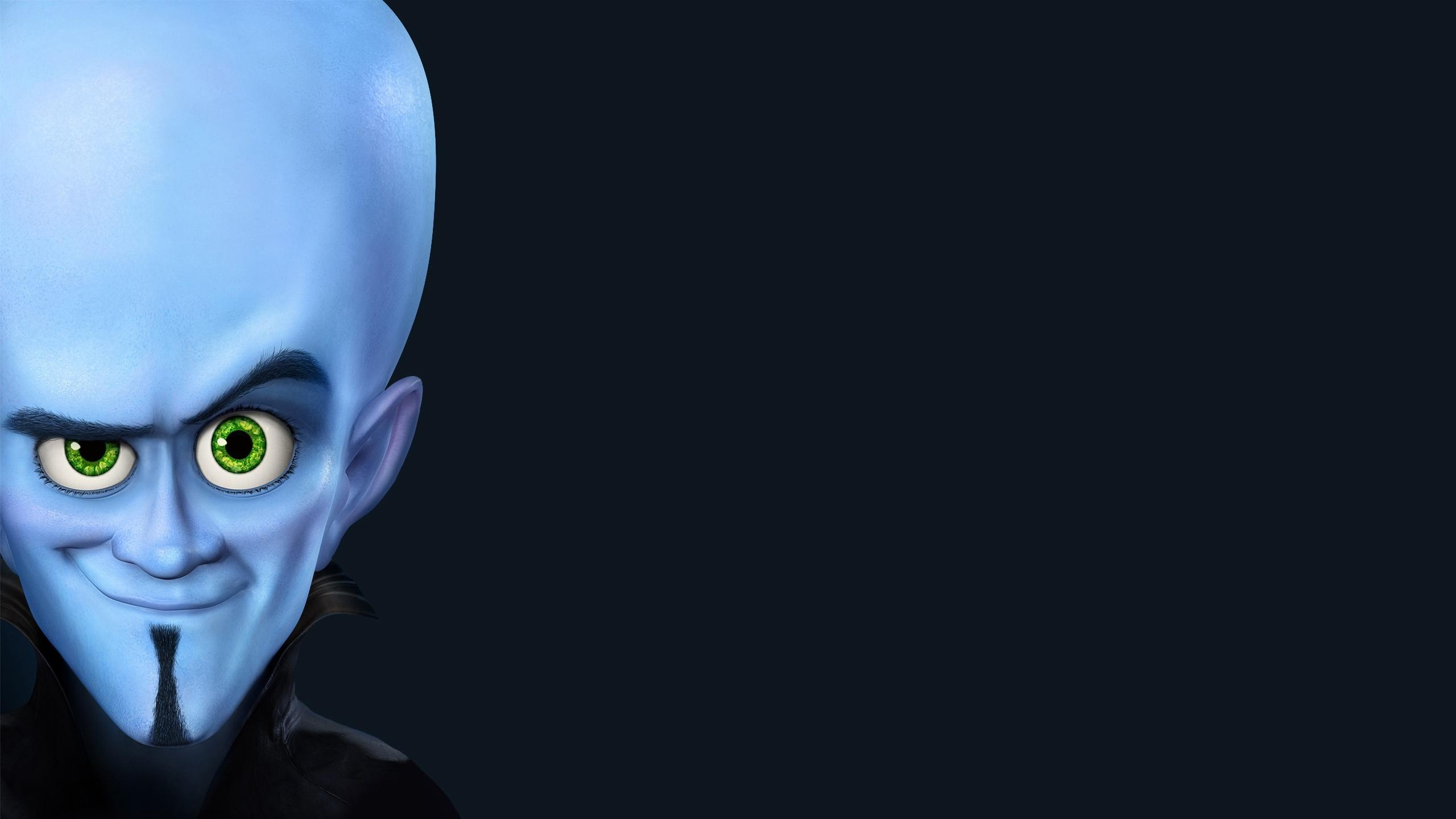 Megamind Cartoon Wallpapers 2560x1440 213279