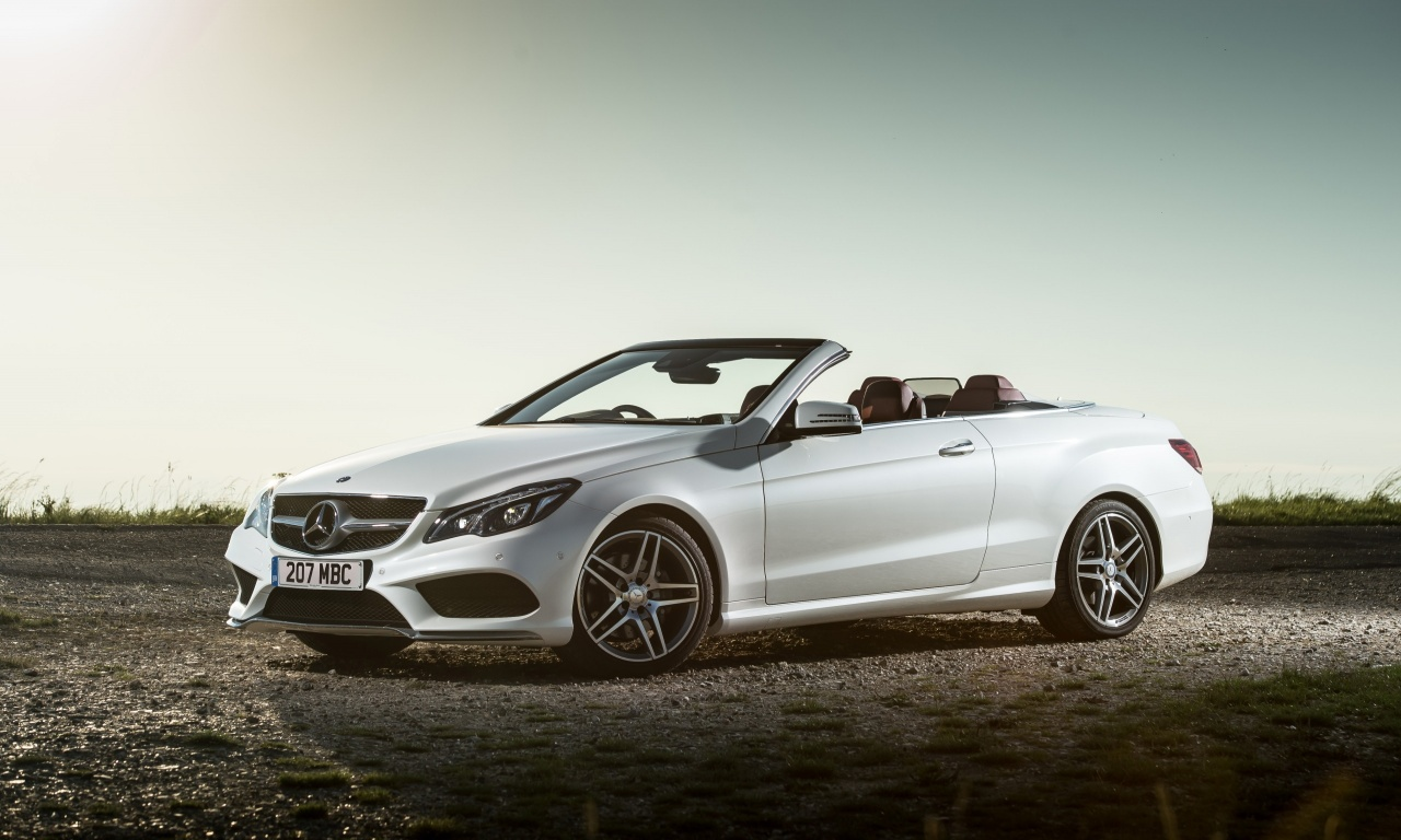 Mercedes benz e350 cabriolet 2013 wallpapers 1280x768 for 2013 mercedes benz e350 cabriolet