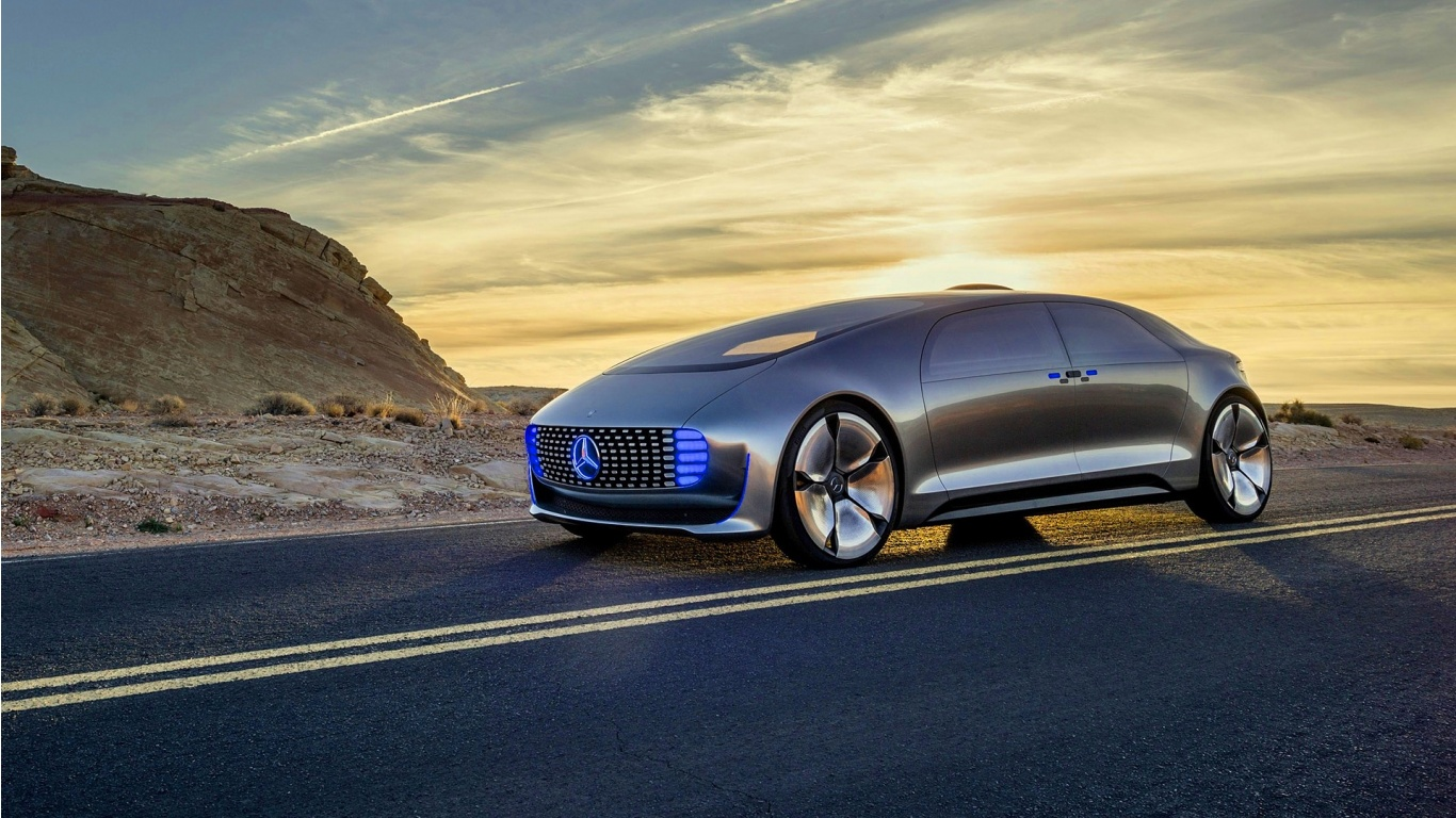 Mercedes F 015 >> Mercedes-Benz Luxury F015 2015 Wallpapers - 1366x768 - 406702