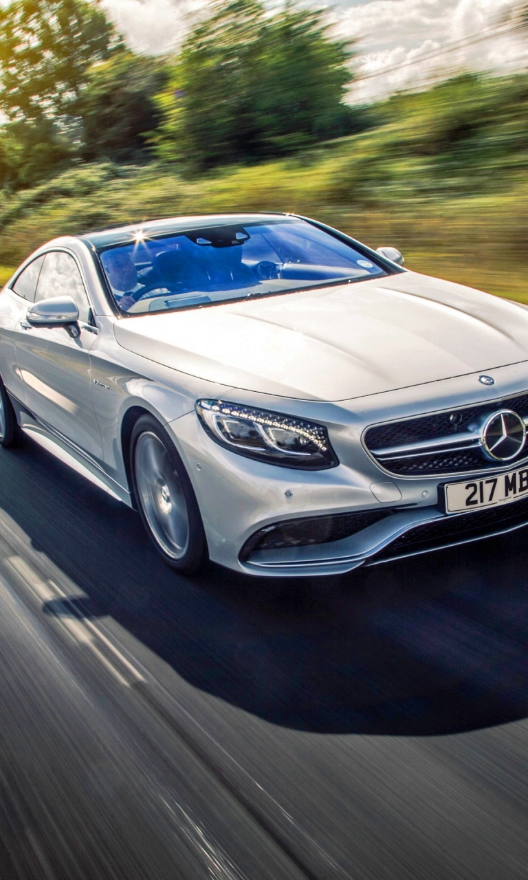 Mercedes-Benz S-Class Coupe C217 2015