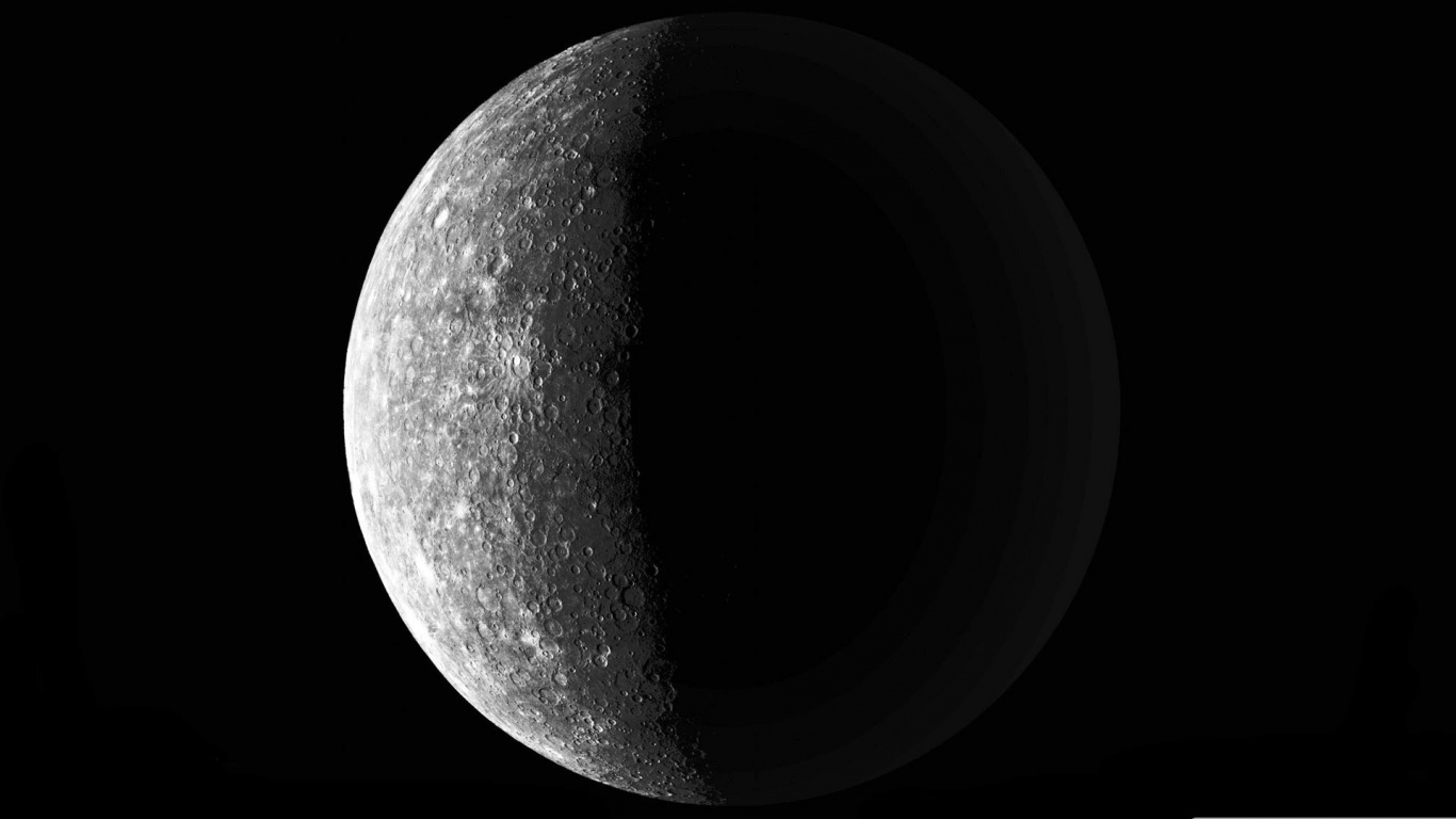 mercury planet desktop backgrounds - photo #1