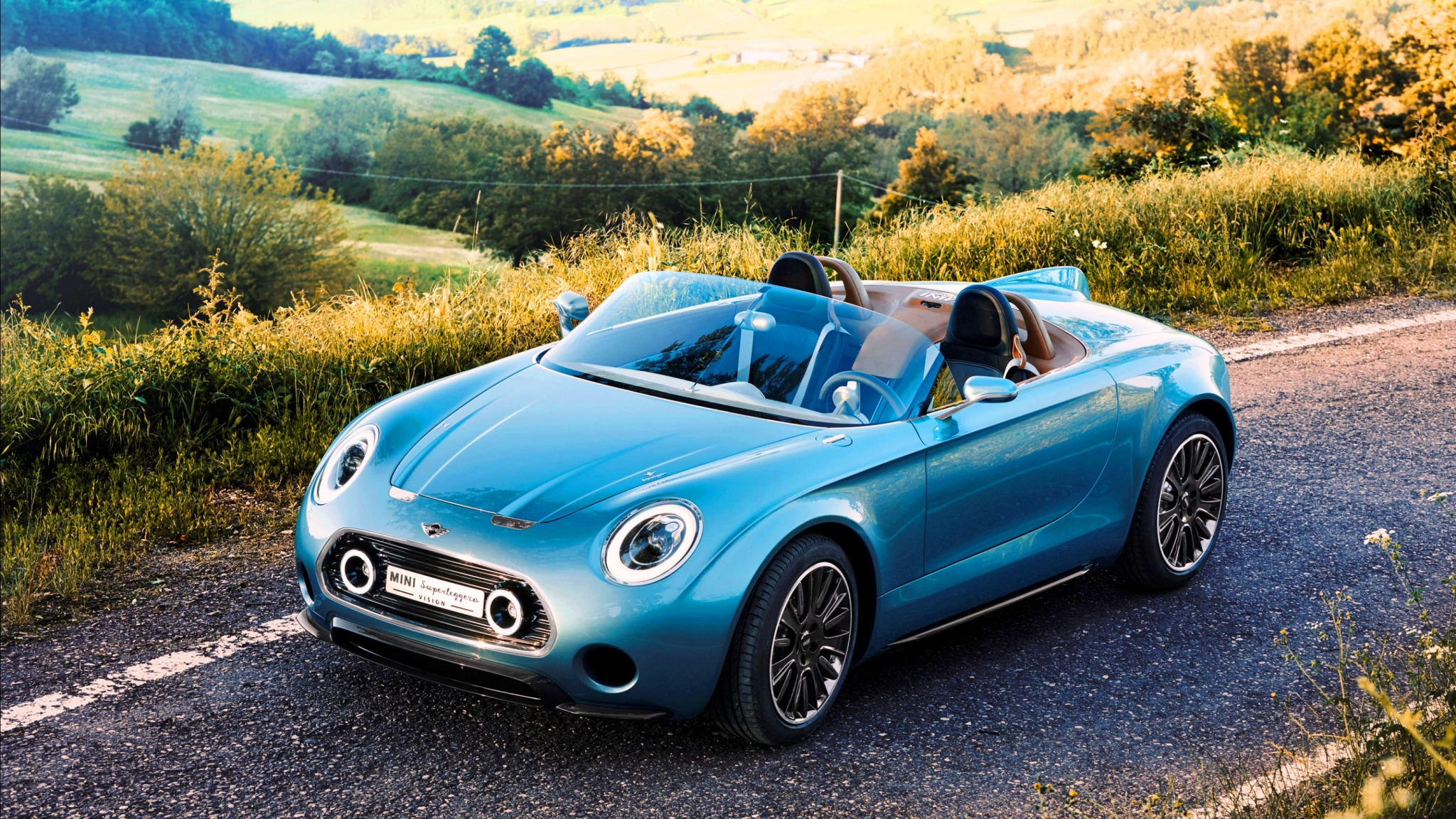 MINI Superleggera Vision 2014