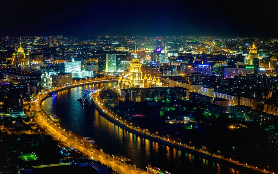 Moscow Light Night
