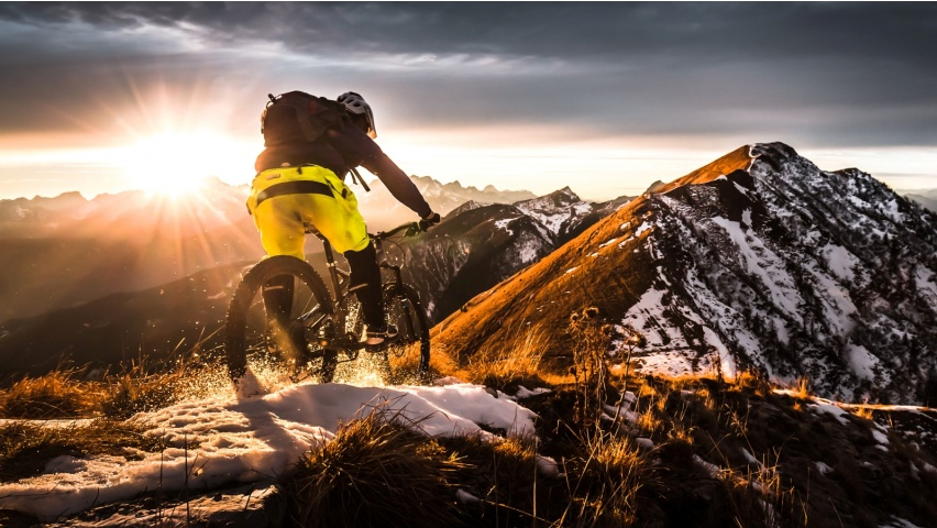 Mountain Bike Off Road Wallpapers